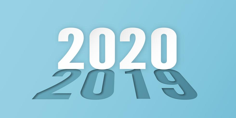 The year 2020